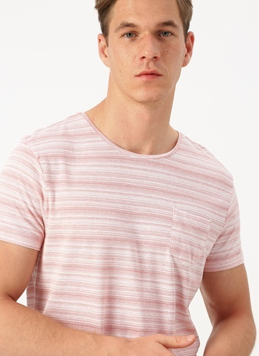 Twister Tişört Bordo